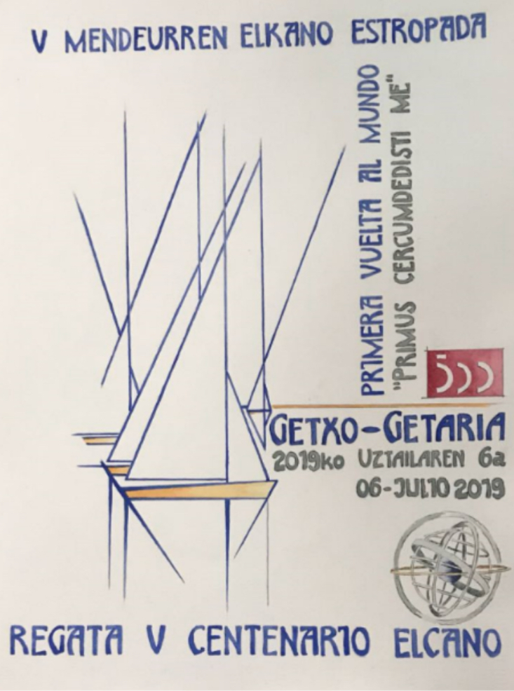regata V centenario